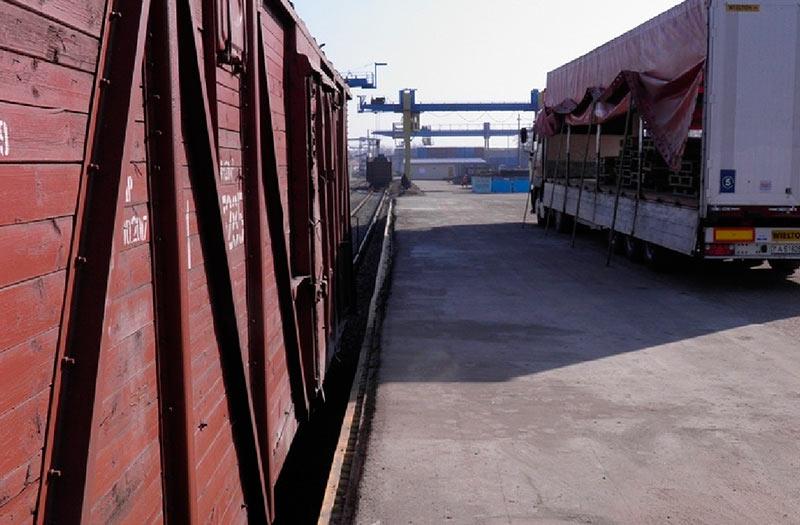 Железнодорожное экспедирование